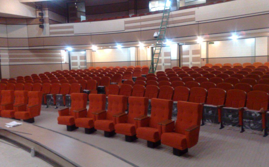 سالن آمفی تئاتر شهرداری منطقه 1 تهران