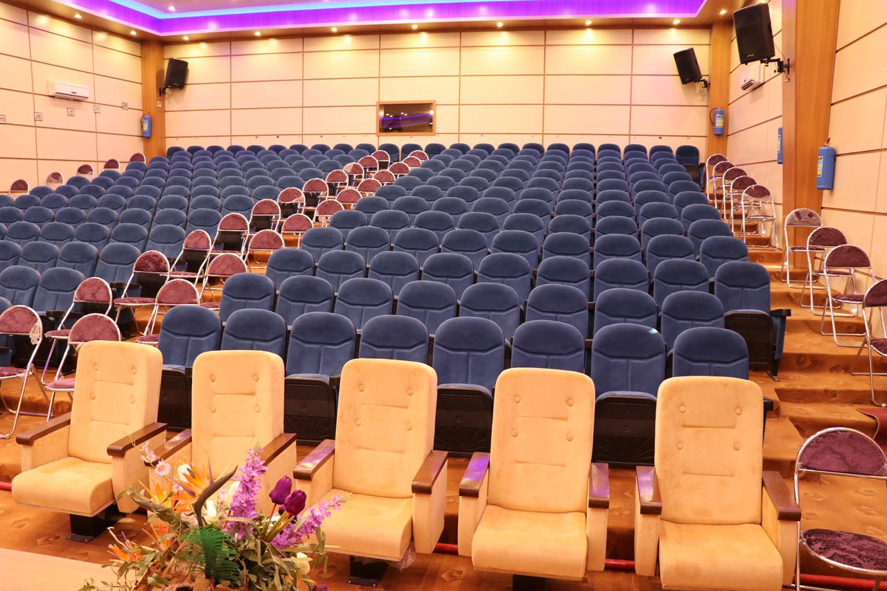 سالن آمفی تئاتر نصیر شهر