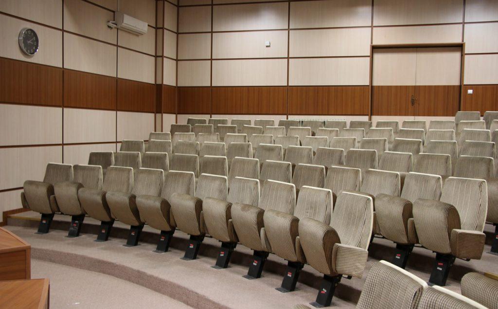 سالن آمفی تئاتر چغندر قند